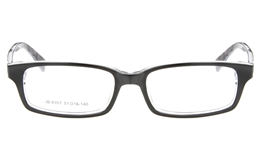 JB8357 Acetate(ZYL) Mens Womens Full Rim Square Optical Glasses for Party Bifocals