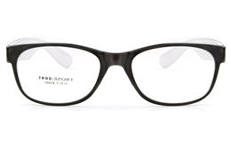N9658 TR90 Womens Full Rim Wayfarer Optical Glasses for Fashion,Classic,Party,Sport Bifocals