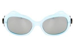 Vista Sport CH6 Polycarbonate(PC) Kids Full Rim Square Sunglasses for Classic Bifocals