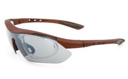 Vista Sport GEN1045 Propionate Mens Womens Semi-rimless Rectangle Sunglasses for Fashion,Sport Bifocals