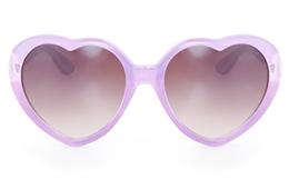 Vista Sport 841 Propionate Kids Full Rim Heart-Shaped Sunglasses for Fashion,Party Bifocals
