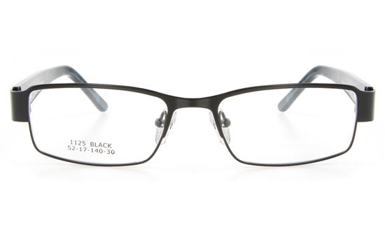 Glasses Frame Black Friday : Vista First Stainless Steel/ZYL Mens Full Rim Optical ...