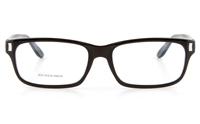 Poesia LO3015 Propionate Mens Full Rim Optical Glasses - Square Frame