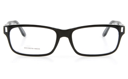 Poesia LO3015 Propionate Mens Full Rim Optical Glasses - Square Frame for Fashion,Classic Bifocals