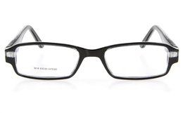 Poesia LO3018 Propionate Mens Full Rim Optical Glasses - Square Frame for Fashion,Classic Bifocals