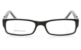 Poesia LO3020 Propionate Mens Full Rim Optical Glasses - Square Frame for Classic