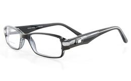 Poesia LO3018 Propionate Mens Full Rim Optical Glasses - Square Frame