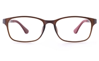 Vista First VG1028 ULTEM Mens & Womens Round Full Rim Optical Glasses