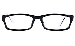 Poesia 3029 Propionate Mens Oval Full Rim Optical Glasses for Fashion,Classic Bifocals