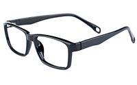 Poesia 3028 Propionate Mens&Womens Square Full Rim Optical Glasses