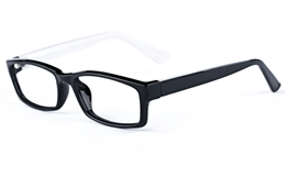 Poesia 3029 Propionate Mens Oval Full Rim Optical Glasses