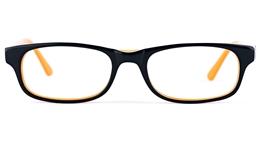 Vista Kids 0512 Acetate(ZYL)  Kids Oval Full Rim Optical Glasses for Fashion,Classic Bifocals