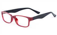 Poesia 3031 Propionate Mens&Womens Square Full Rim Optical Glasses