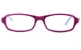 Vista Kids 0514 Acetate(ZYL)  Kids Oval Full Rim Optical Glasses for Fashion,Classic