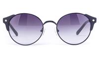 Vista Sport 2239 Propionate Unisex Round Full Rim Sunglasses