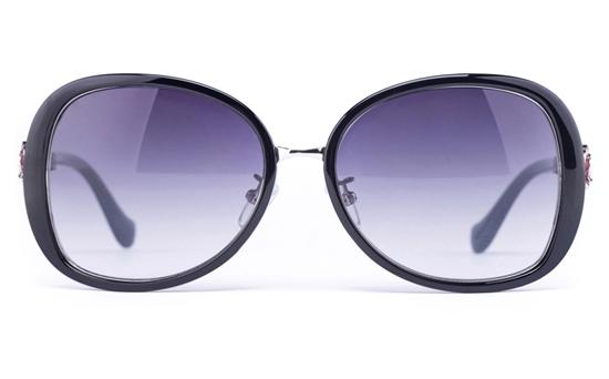 Vista Sport 2203 Propionate Womens Round Full Rim Sunglasses