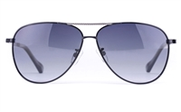 Vista Sport P1314 Stainless Steel Mens Oval Full Rim Sunglasses