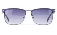 Vista Sport P1304 Stainless Steel Mens Square Full Rim Sunglasses