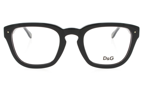 DOLCE&GABBANA D&G1166 Stainless Steel/ZYL Full Rim Mens Optical Glasses