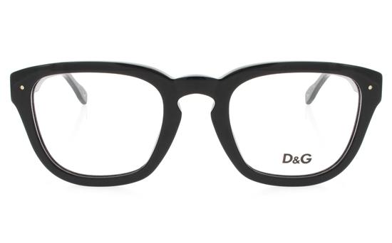 DOLCE&GABBANA D&G1166 Stainless Steel/ZYL Full Rim Mens Optical Glasses