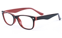 Poesia 3023 Propionate Womens Round Full Rim Optical Glasses