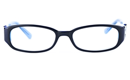 Vista Kids 0569 Acetate(ZYL) Kids Oval Full Rim Optical Glasses for Fashion,Classic,Party