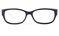 Vista First 0182 Acetate(ZYL)  Mens&Womens Oval Full Rim Optical Glasses