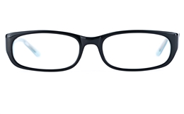 Vista Kids 0571 Acetate(ZYL) Kids Oval Full Rim Optical Glasses for Fashion,Classic,Party Bifocals