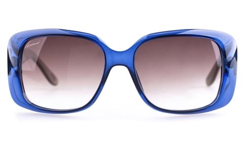 Gucci GG3577 Polycarbonate(PC) Womens Square Full Rim Sunglasses