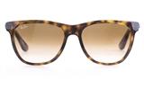 Ray-Ban RB4184 Polycarbonate(PC) Mens Round Full Rim Sunglasses