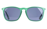 Ray-Ban RB4187 PC/Stainless steel Mens&Womens Square Full Rim Sunglasses