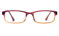 Poesia 7001 ULTEM Mens&Womens Square Full Rim Optical Glasses