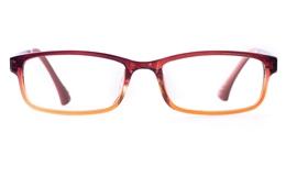 Poesia 7001 ULTEM Mens&Womens Square Full Rim Optical Glasses