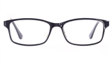 Poesia 7002 SMOOTH ULTEM Mens&Womens Oval Full Rim Optical Glasses