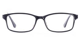 Poesia 7002 SMOOTH ULTEM Mens&Womens Oval Full Rim Optical Glasses
