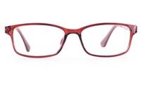 Poesia 7002 ULTEM Mens&Womens Oval Full Rim Optical Glasses