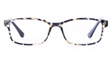 Poesia 7002 DIME ULTEM Mens&Womens Oval Full Rim Optical Glasses