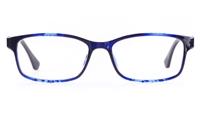 Poesia 7002 TEXTURE ULTEM Mens&Womens Oval Full Rim Optical Glasses