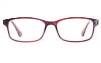 Poesia 7002 ULTEM Mens&Womens Oval Full Rim Optical Glasses