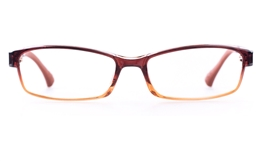 Poesia 7007 ULTEM Mens Womens Oval Full Rim Optical Glasses for Classic Bifocals