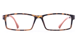 Poesia 7003 DIME ULTEM Mens Womens Rectangle Full Rim Optical Glasses for Classic Bifocals