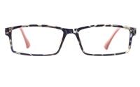 Poesia 7003 DIME ULTEM Mens&Womens Rectangle Full Rim Optical Glasses