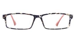 Poesia 7003 DIME ULTEM Mens Womens Rectangle Full Rim Optical Glasses for Classic Bifocals