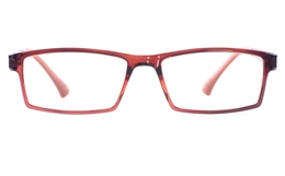 Poesia 7006 ULTEM Mens Womens Square Full Rim Optical Glasses for Classic Bifocals