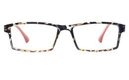 Poesia 7006 DIME ULTEM Mens Womens Square Full Rim Optical Glasses for Classic Bifocals