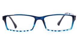 Poesia 7004 TEXTURE ULTEM Mens Womens Square Full Rim Optical Glasses for Classic,Wood Bifocals