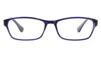 Poesia 7005 ULTEM Mens&Womens Oval Full Rim Optical Glasses