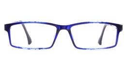Poesia 7003 TEXTURE ULTEM Mens&Womens Rectangle Full Rim Optical Glasses