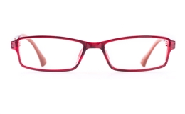 Poesia 7008 ULTEM Mens Womens Square Full Rim Optical Glasses for Classic