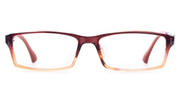 Poesia 7004 ULTEM Mens Womens Square Full Rim Optical Glasses for Classic Bifocals